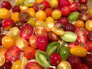 crostini tomatoes #3
