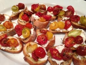 crostini tomatoes #4
